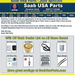Saab Parts Canada Montreal